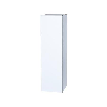 kartonnen sokkel wit, 30 x 30 x 100 cm (lxbxh)