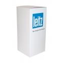 kartonnen sokkel wit, 45 x 45 x 100 cm (lxbxh)