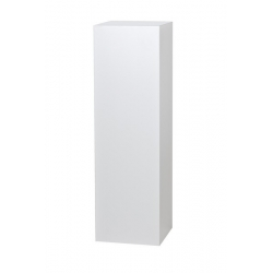 Solits sokkel wit 30 x 30 x 80 cm