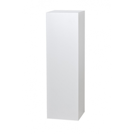 Solits sokkel wit, 40 x 40 x 115 cm (lxbxh)