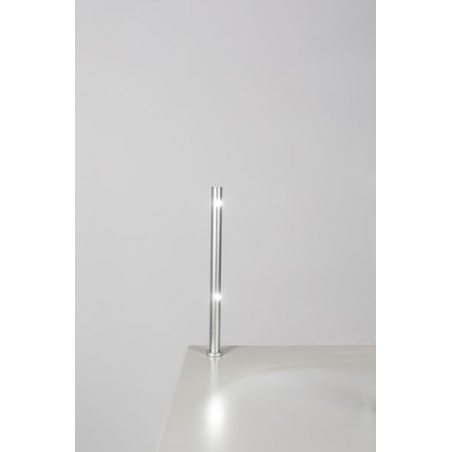 LED-Spot, Type 7, 216 mm, 2W, 6000K, Silver (inclusief stroomkabel)