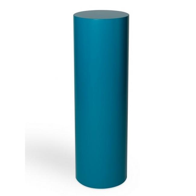 ronde sokkel kleur, Ø 25 cm x 100 cm (h)