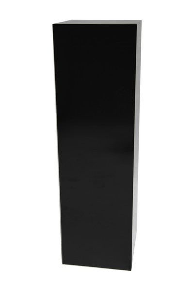 Solits sokkel zwart hoogglans